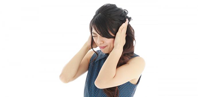 一般的に言われている耳鳴りの原因