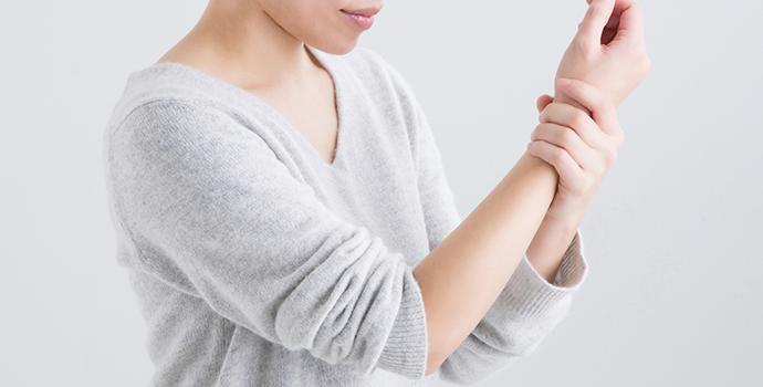 一般的に言われている腱鞘炎の原因